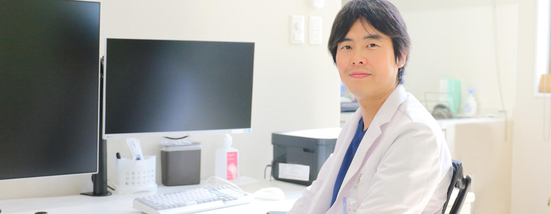 あべ胃腸内視鏡・内科 内視鏡のプロが丁寧に診察いたします。